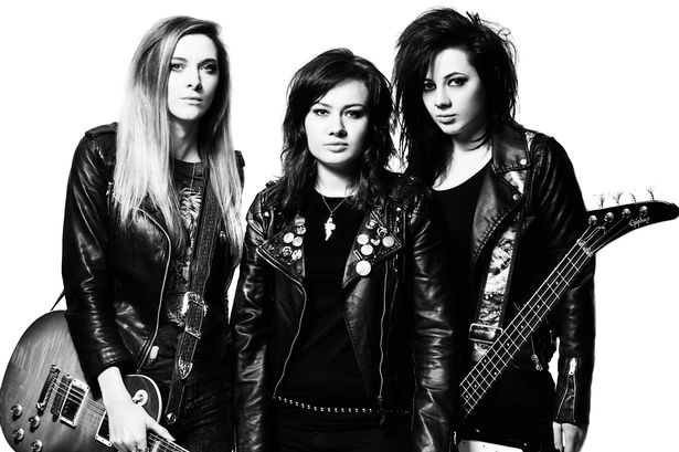 The Amorettes