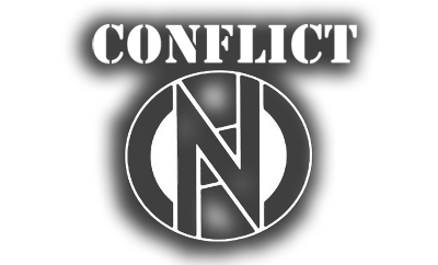 Conflict Official Merchandise - T-shirts, Hoodie and More
