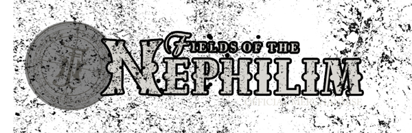 Fields Of The Nephilim Official Merchandise