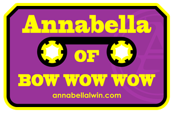 Annabella's Bow Wow Wow Official Merchandise
