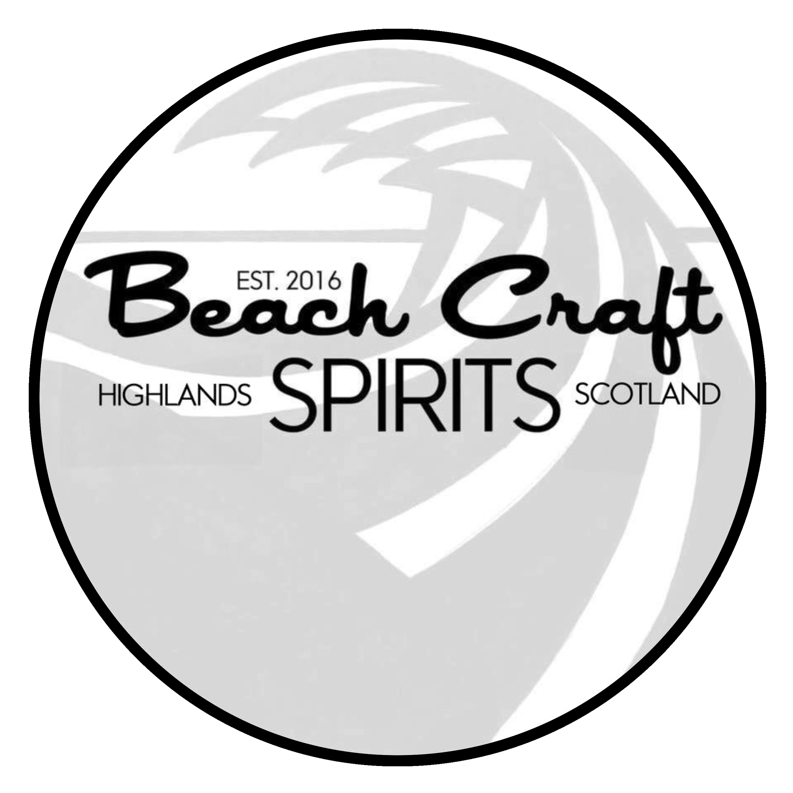 Beach Craft Spirits Official Merchandise